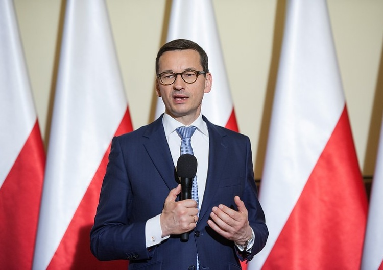 Premier Morawiecki zapowiedział wprowadzenie ulgi sponsoringowej dla przedsiębiorców