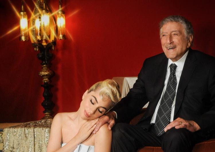 Lady Gaga, Tony Bennett Tony Bennett w Księdze Rekordów Guninessa po premierze płyty z Lady Gagą!