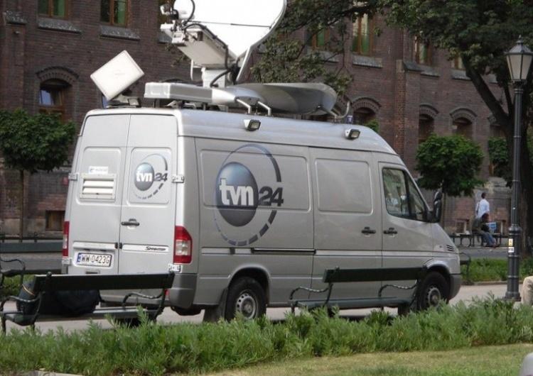Stacja TVN podjęła decyzję w sprawie dziennikarza Krzysztofa Skórzyńskiego