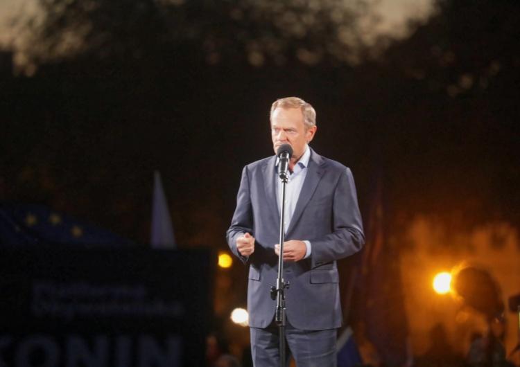 Donald Tusk [Tylko u nas] Rafał Brzeski: Nawet niemieckie media zachodzą w głowę po co opozycja macha