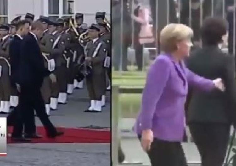 """[video] """"Prezydent Andrzej Duda prowadzi Erdogana jak Kanclerz Merkel Ewę Kopacz"""". Nagranie podbija sieć"""