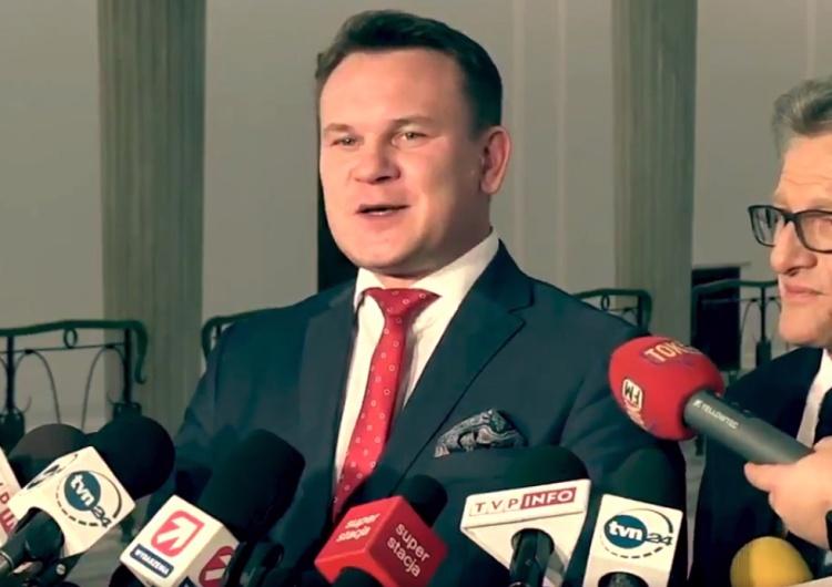 Dominik Tarczyński: Komisja Wenecka przyznaje rację PiS.Tłumaczenia opozycji to szkolna, żenująca wymówka