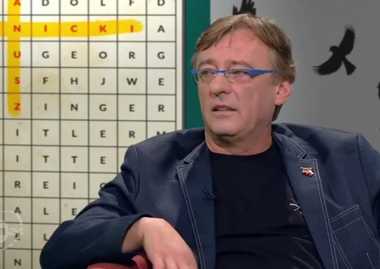 Pisarz Janusz Rudnicki: Przeciętny Polak to kundel. Najbardziej to widać na lotniskach