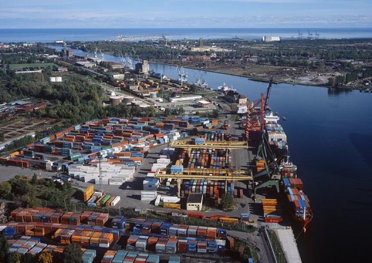 Materiały prasowe Port Gdańsk: powstanie pierwszy w Polsce terminal cukrowy