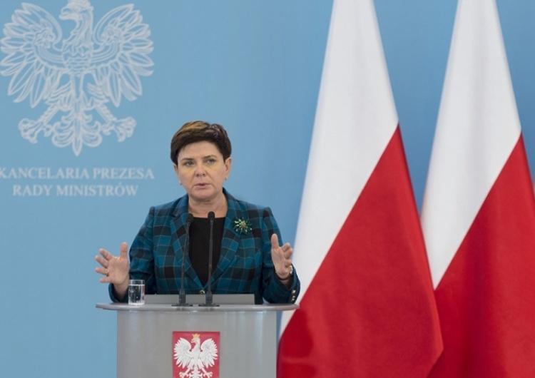 Najnowszy sondaż IBRIS: Wzrosło zaufanie do premier Beaty Szydło, niskie notowania opozycji