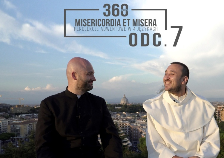 """[video] Rekolekcje adwentowe w 4 językach """"Świadomość i pokora"""" Odc. 7"""