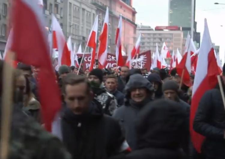 """Niemiecka tv o Polsce: """"Tolerują radykalnych nacjonalistów"""". Występują: Lupa, Rottenberg, Pieronek i inni"""
