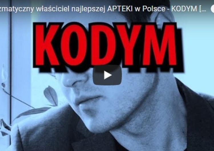 Tomasz Samołyk: [video] Charyzmatyczny właściciel najlepszej APTEKI w Polsce