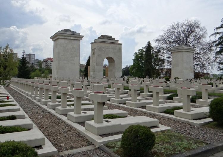 Nie dojdzie do remontu Cmentarza Obrońców Lwowa. Rząd nie chce zaostrzać konfliktu z Ukrainą?