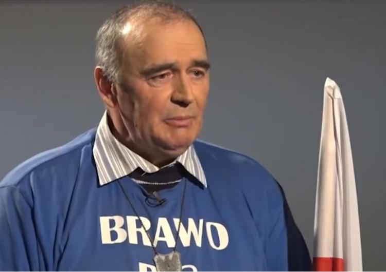 Zygmunt Poziomka twierdzi, że dziennikarz TVN obraził jego matkę
