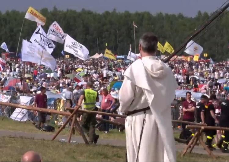 [video relacja na żywo] Na Polach Lednickich trwa XXII Spotkanie Młodych - Lednica 2018