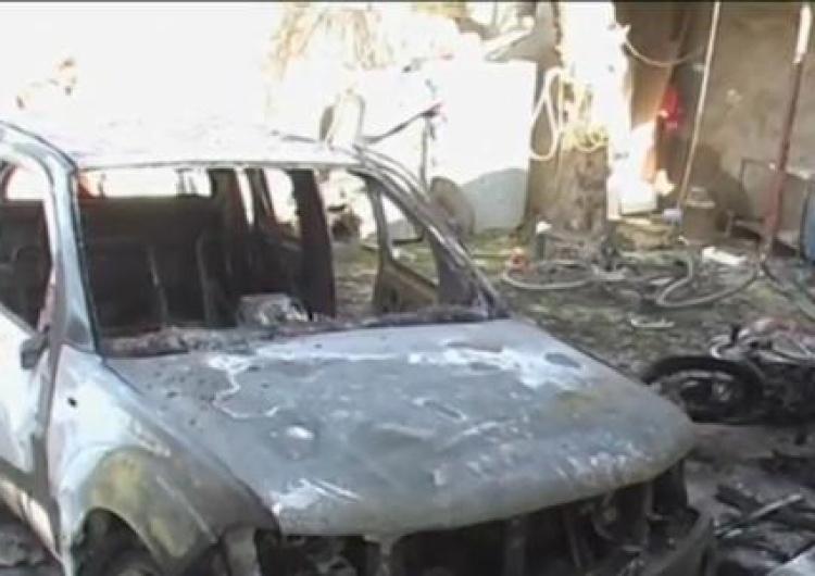 ISIS zaatakowało w Bagdadzie