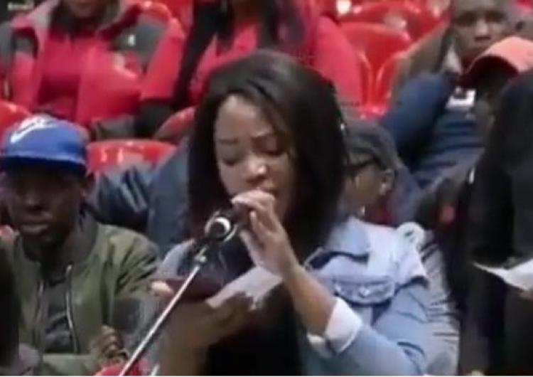 """[video] RPA: poprawka do konstytucji o odebraniu ziemi białym. """"Biali są obcokrajowcami..."""""""