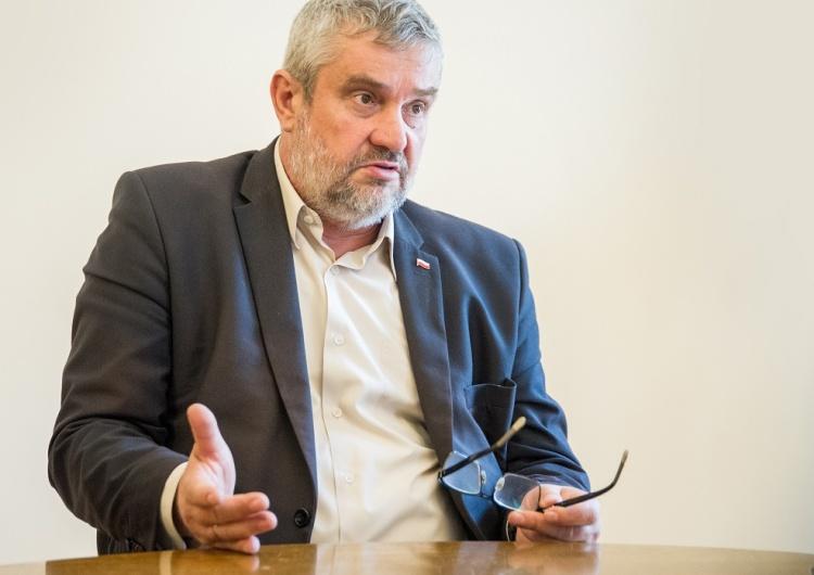 """[Tylko u nas]Min.rolnictwa Jan Ardanowski. """"P. Ministrze, dosyć późno PiS przypomniało sobie o rolnikach"""""""