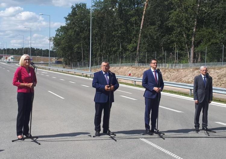 Na tę drogę czekali kierowcy ze wschodniej Polski. Premier otworzył...