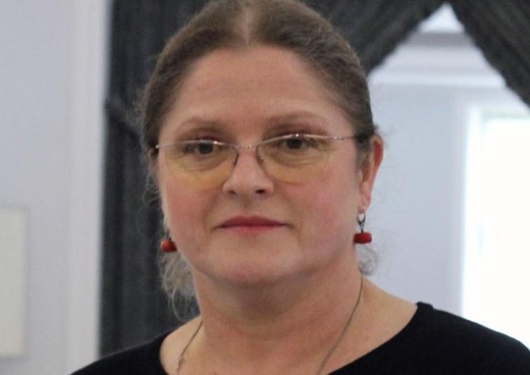 Mocna reakcja prof. Krystyny Pawłowicz na blokadę KRS-u