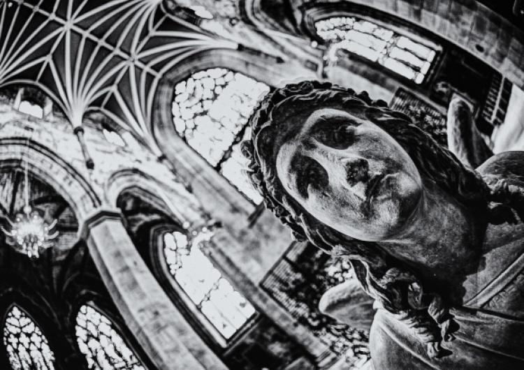 """Krysztopa: Kiedy już """"wszystkim będzie miło"""" Kościół stanie się niepotrzebny"""