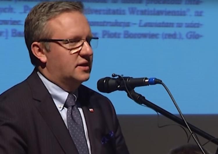 Krzysztof Szczerski: Chcemy pozyskać amerykańskie inwestycje dla Polski. Będzie podpisana umowa...