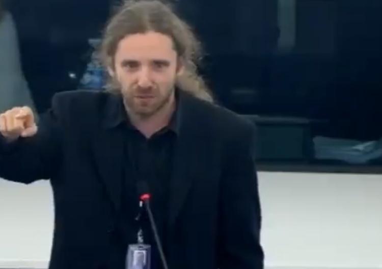 """[video] Europoseł D. Sośnierz robi miazgę z """"obrońców konstytucji"""" w PE: """"Potraficie tylko drzeć mordy!"""""""