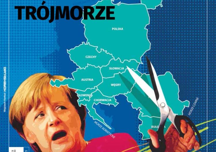 """Najnowszy numer """"Tygodnika Solidarność"""": Po co Niemcom Trójmorze?"""