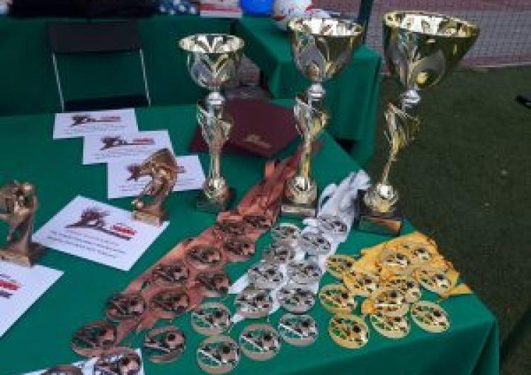 Drużyna PKP Intercity zwyciężyła VIII Turniej Piłkarski Regionu Mazowsze