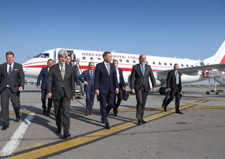 Krzysztof Sitkowski Szczyt Inicjatywy Trójmorza w Bukareszcie