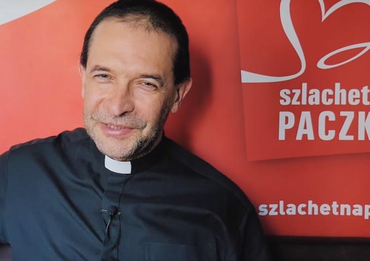 Ks. Marek Radomski: Szlachetna Paczka vs. Paczki Szlachetności