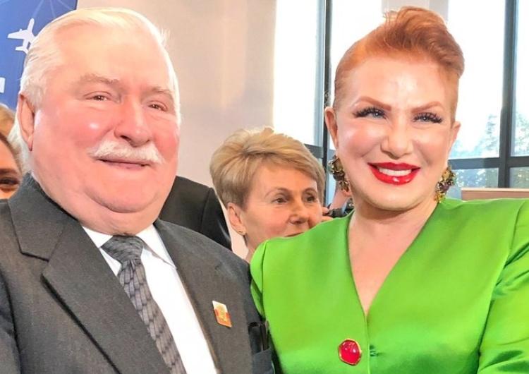Georgette Mosbacher do Wałęsy: To zaszczyt. Krzysztof Wyszkowski ostro komentuje