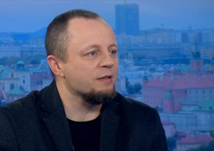 """Cezary Krysztopa w TVP Info: Afera taśmowa? Media """"niepolskie"""" sugerowały, że mają jakąś bombę, a tu..."""