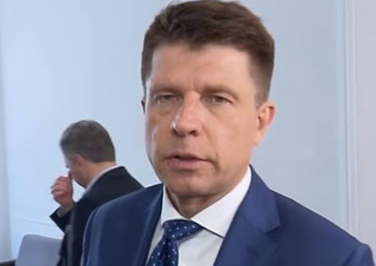 Petru zarzuca byłym kolegom: Ludzie, których wprowadziłem do polityki oszukali mnie
