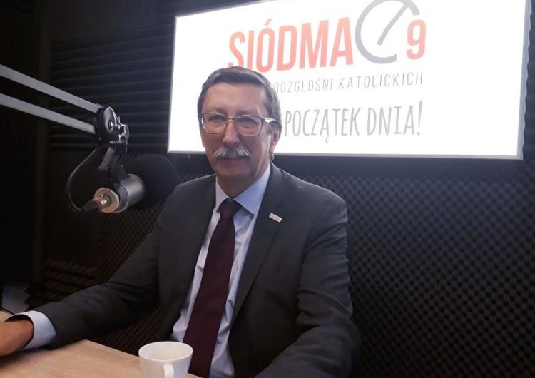 Prof. Jan Żaryn: Mam nadzieje, że Marsz Niepodlegości nie straci podmiotowości