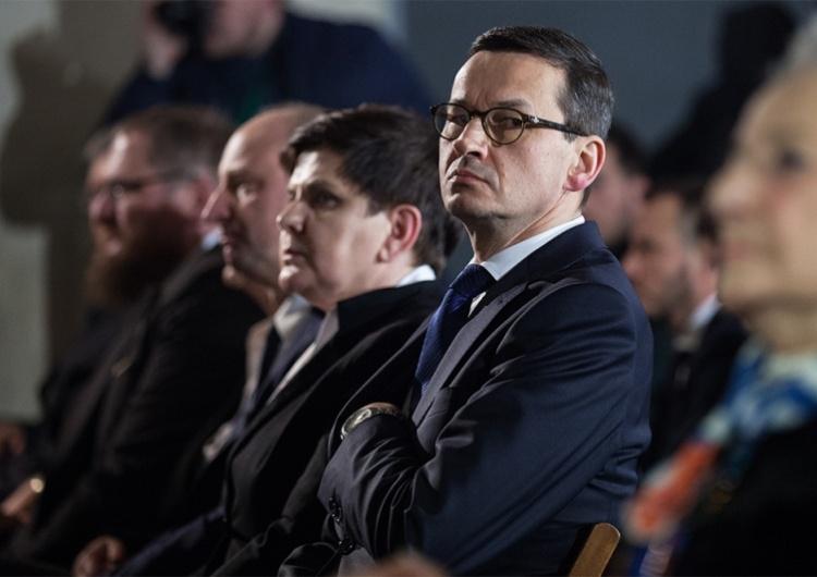 Nowy sondaż: Rząd Morawieckiego z coraz większym poparciem