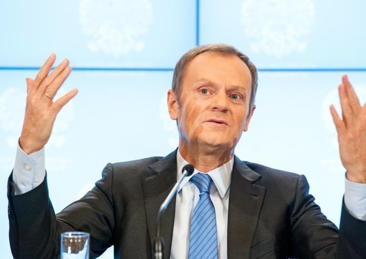 Marcin Żegliński Donald Tusk otrzymał podwyżkę. Ile zarabia szef Rady Europejskiej?