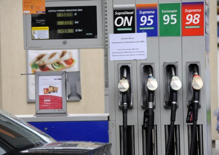 Polacy jeżdżą po paliwo do... Niemiec
