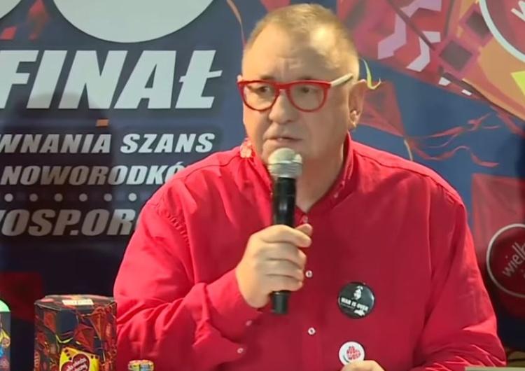Jerzy Owsiak zrezygnował z funkcji prezesa zarządu WOŚP