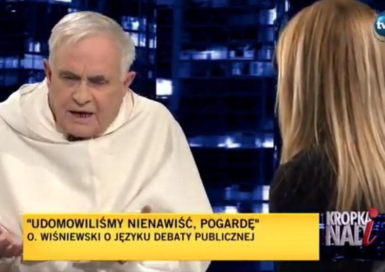 [video] O. Wiśniewski: Należy wreszcie spisywać co w jakim kościele powiedział jaki ksiądz