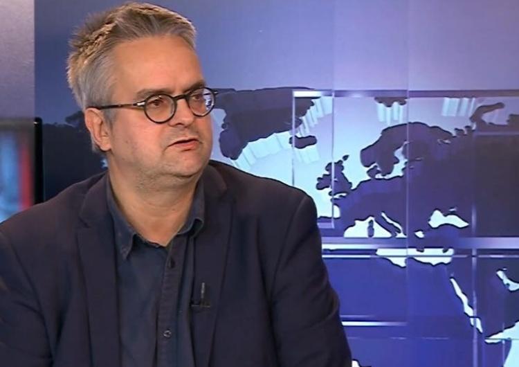 Czuchnowski [GW] apeluje do mediów, by nie nazywać Andruszkiewicza wiceministrem. Internauci ostro