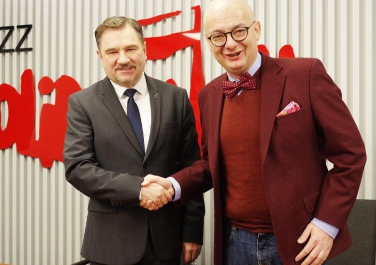 """[video] Tylko u nas. Michał Kamiński przeprasza P. Dudę za pomówienia o ZOMO: """"To dla mnie gorzka lekcja"""