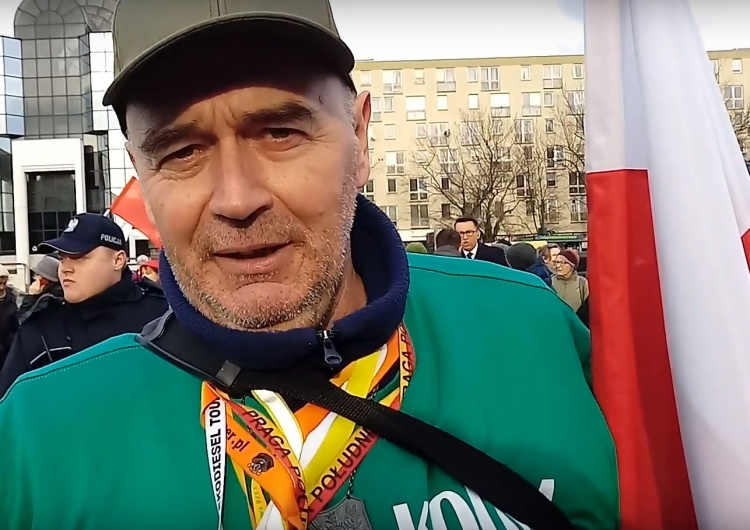 """[Tylko u nas] Zygmunt Poziomka: Kiedy widzę Rabieja, mówię: """"Dzień dobry panie Grabiej"""""""