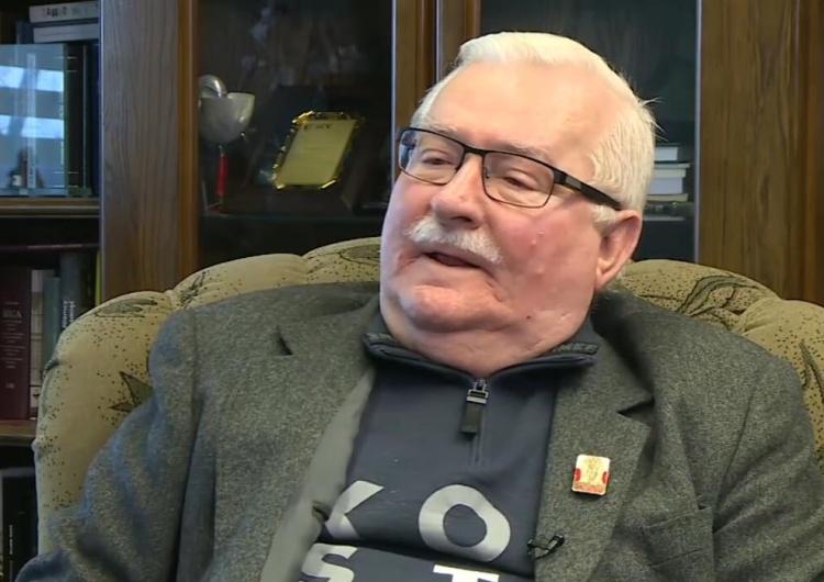 Wałęsa atakuje Kaczyńskigo, bo ten chce wolności internetu, nie mając konta na Facebooku