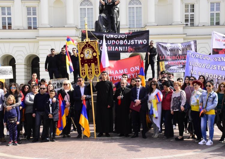 Tomasz Gutry [Fotorelacja] 104. rocznica zbrodni ludobójstwa Ormian przez Turków