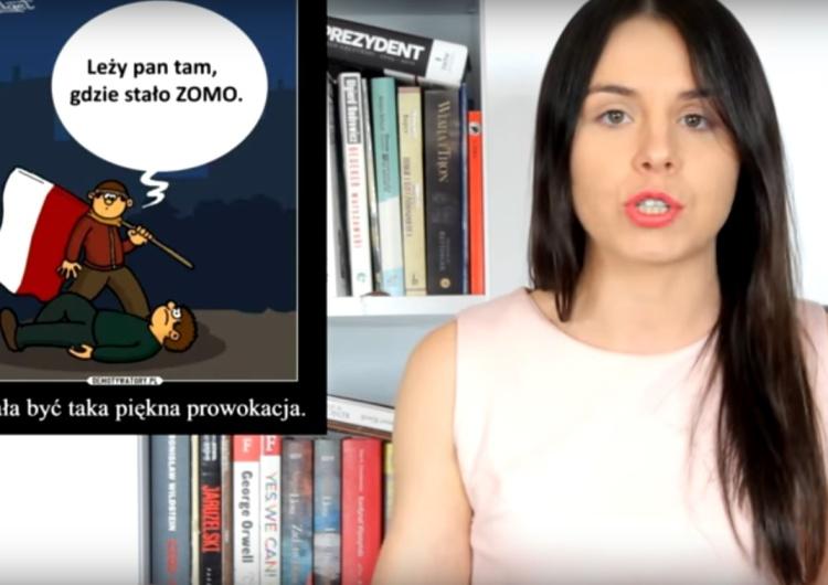 """Weronika Zaguła do """"obrońców demokracji i wolnych mediów"""": Czy wyście poszaleli?!"""