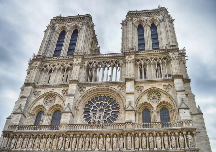 Katedrze Notre-Dame grozi zawalenie? Ekspert ostrzega przed zagrożeniem