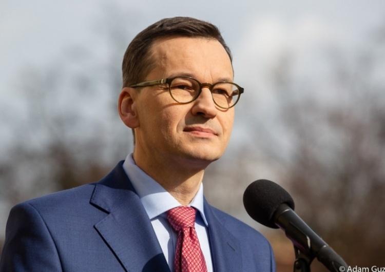 Premier w Lubartowie: Nie ma przyszłości państwa polskiego bez przyszłości rodzin polskich