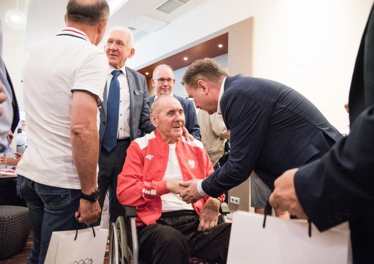 """[Fotorelacja] Konferencja """"XXX lat Międzynarodowego Wyścigu Kolarskiego Solidarności i Olimpijczyków"""""""
