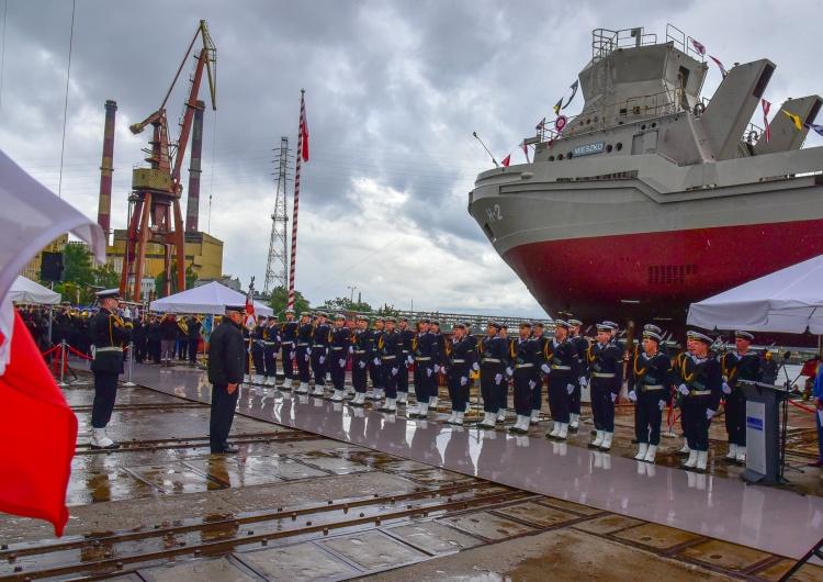 Do polskiej Marynarki Wojennej trafił kolejny holownik
