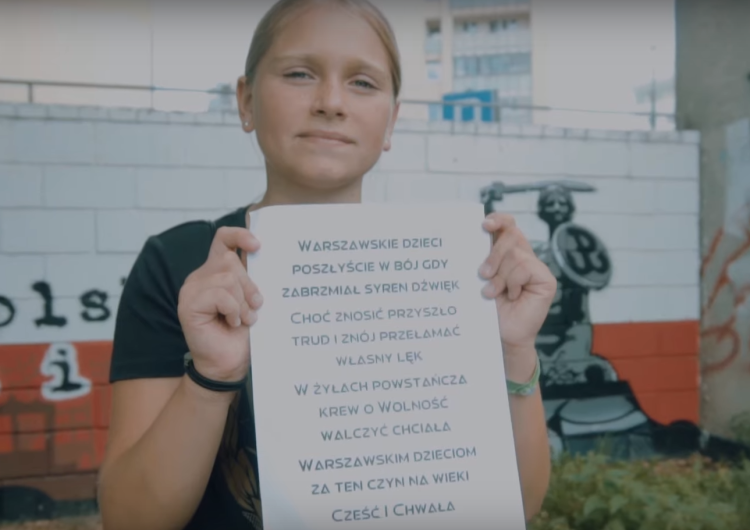 [Wideo] Warszawa Wolna, hip-hopowy teledysk upamiętniający Powstanie Warszawskie