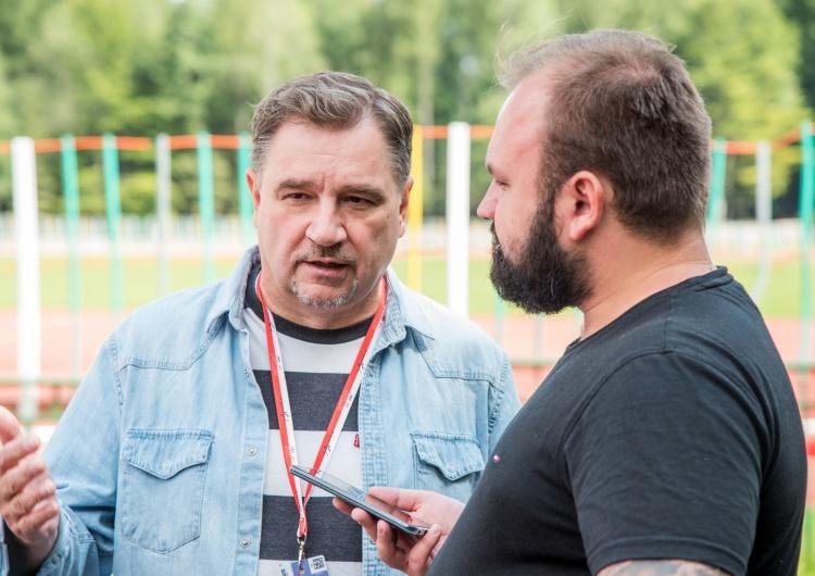 """P. Duda: Związkowcy, którzy przyjechali na Letnie Grand Prix są dumni, że ich współorganizatorem jest """"S"""""""