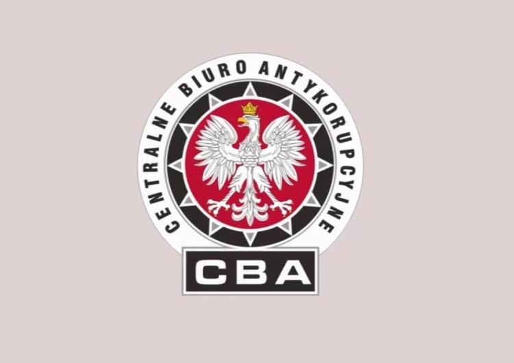 CBA zatrzymało 6 osób. Wśród nich były szef ABW