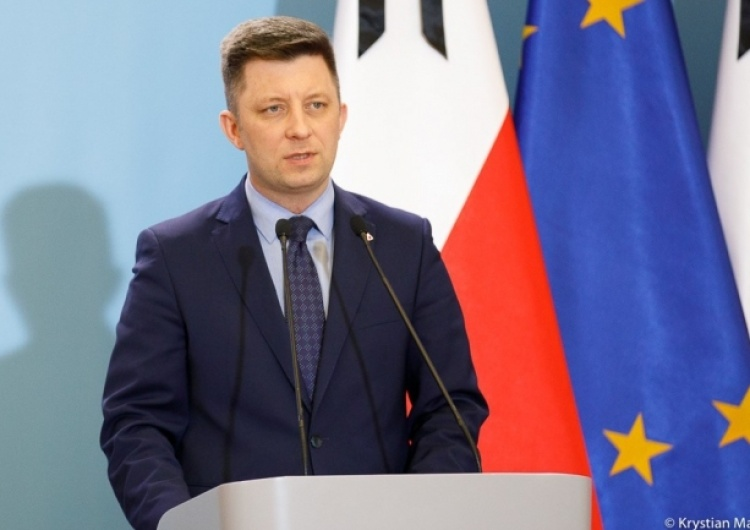 Min. Dworczyk: Premier zwoła sztab kryzysowy ws. ścieków w Wiśle